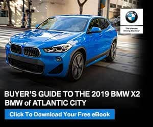 Buyer's Guide to the 2019 BMW X2 eBook CTA