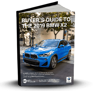 Buyer's Guide to the 2019 BMW X2 eBook Thumbnail