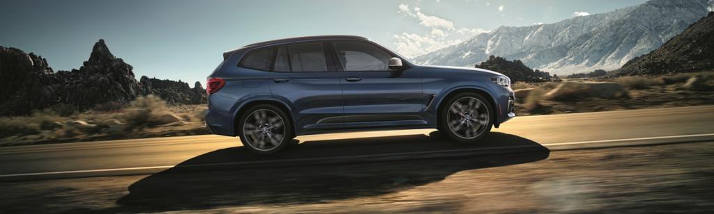 2019 BMW X3 vs X5