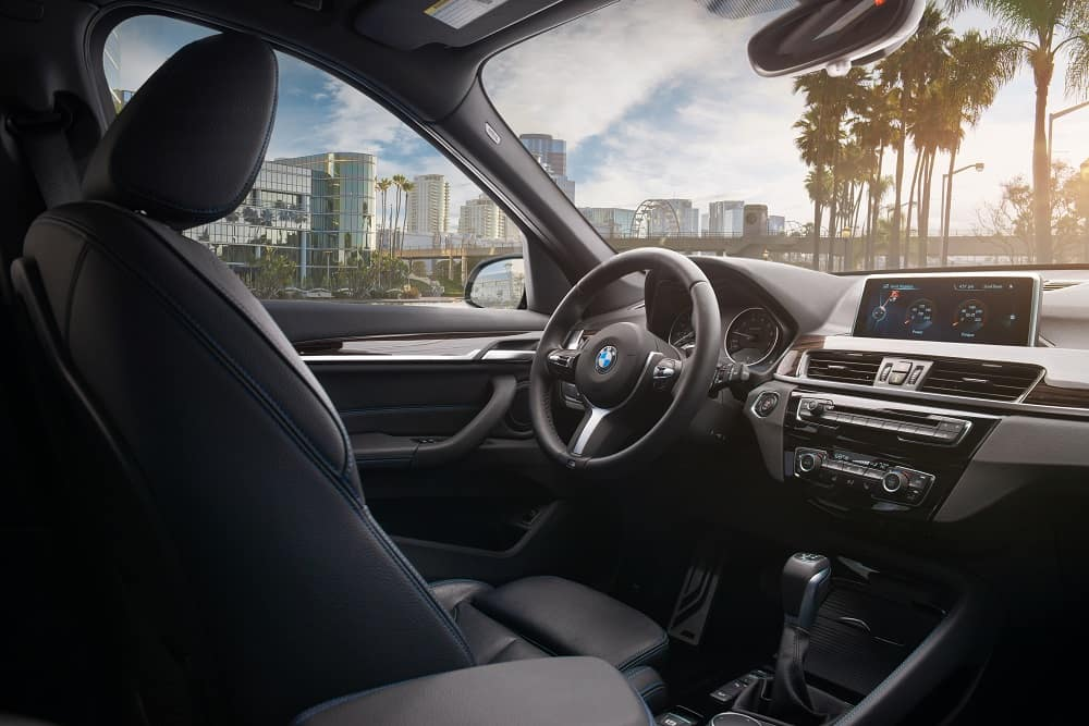 BMW X1 Technology