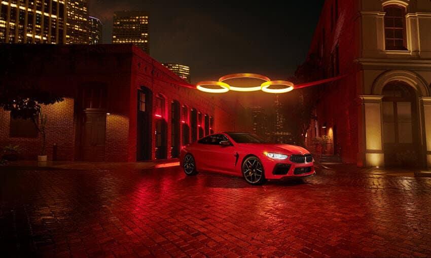 BMW M8 Lunar New Year