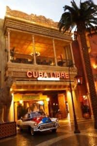 Cuba Libre Exterior