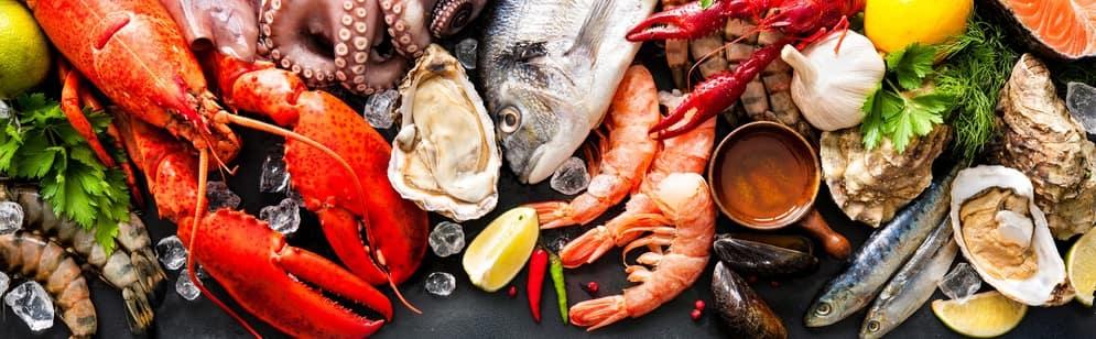 Seafood near Atlantic City NJ
