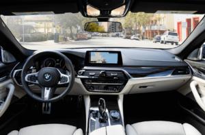 BMW 5 Series vs Audi A6 Technology