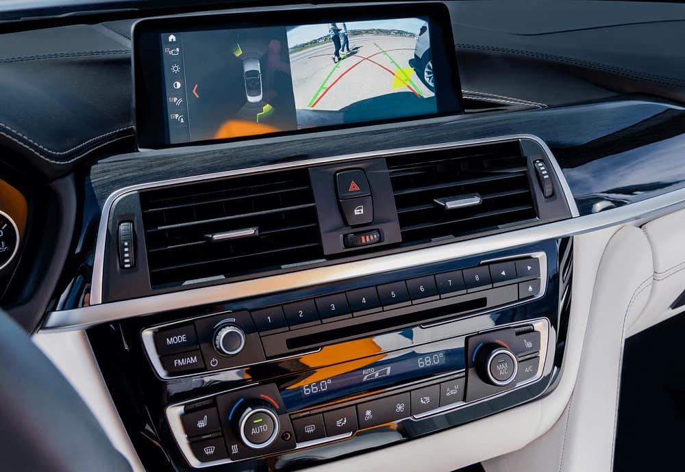 BMW M4 Technology