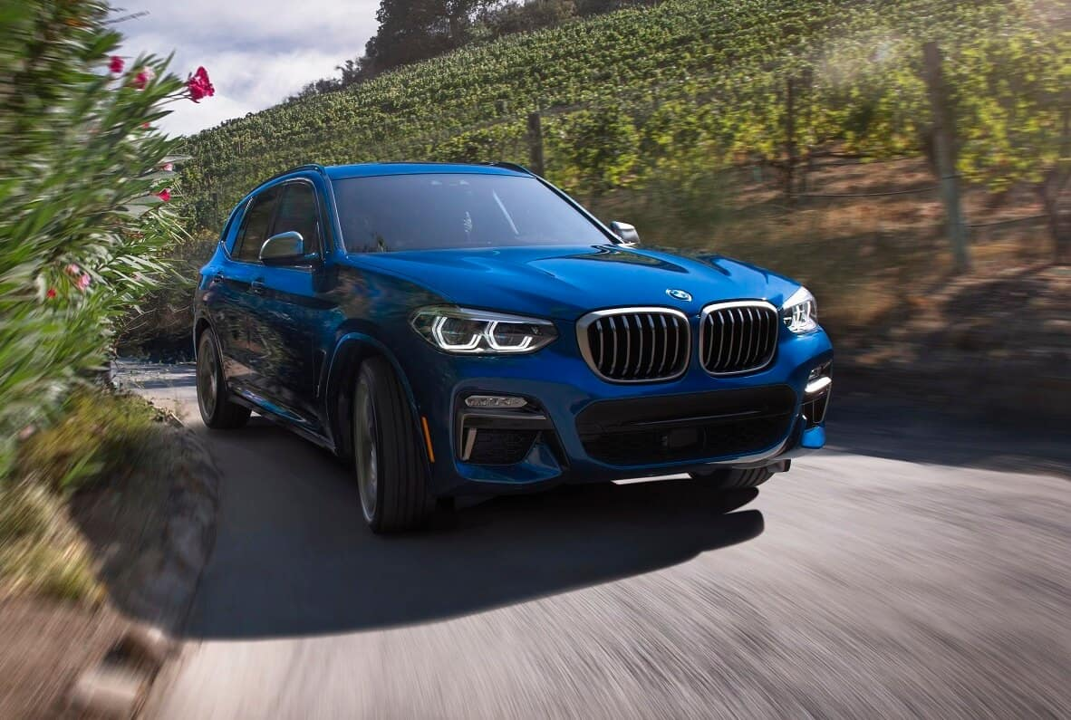 BMW X3 MPG