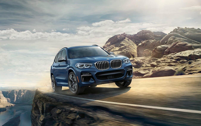 BMW X3 on an Adventure