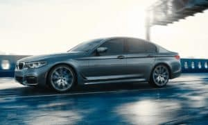2020 BMW 5 Series vs Audi A6