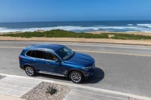 2021 BMW X5 in Phytonic Blue Metallic