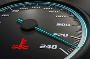 Blown Head Gasket Indicators - Overheating