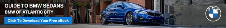 Guide to BMW Sedans eBook CTA