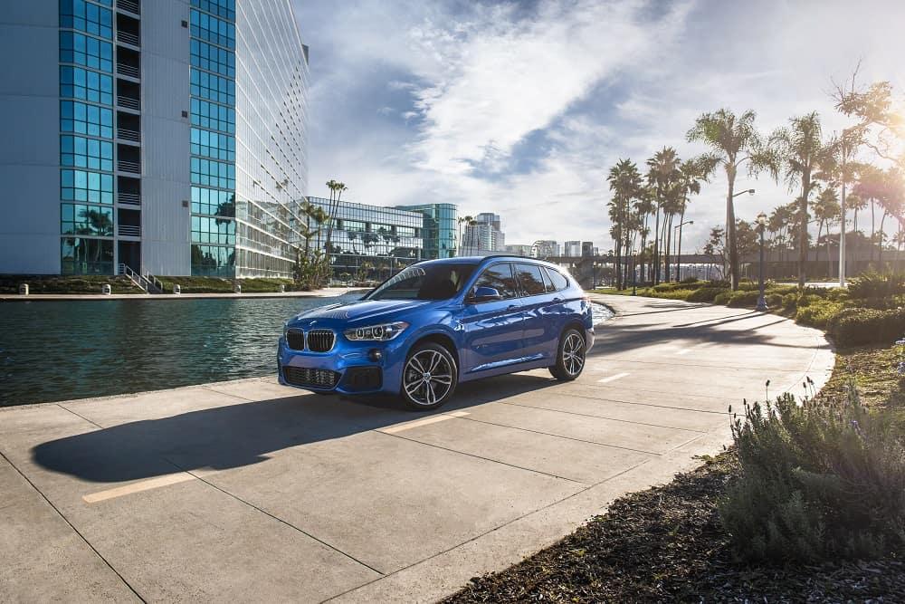 BMW X1 Performance Specs