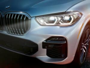 2020 BMW X5 Front Grill
