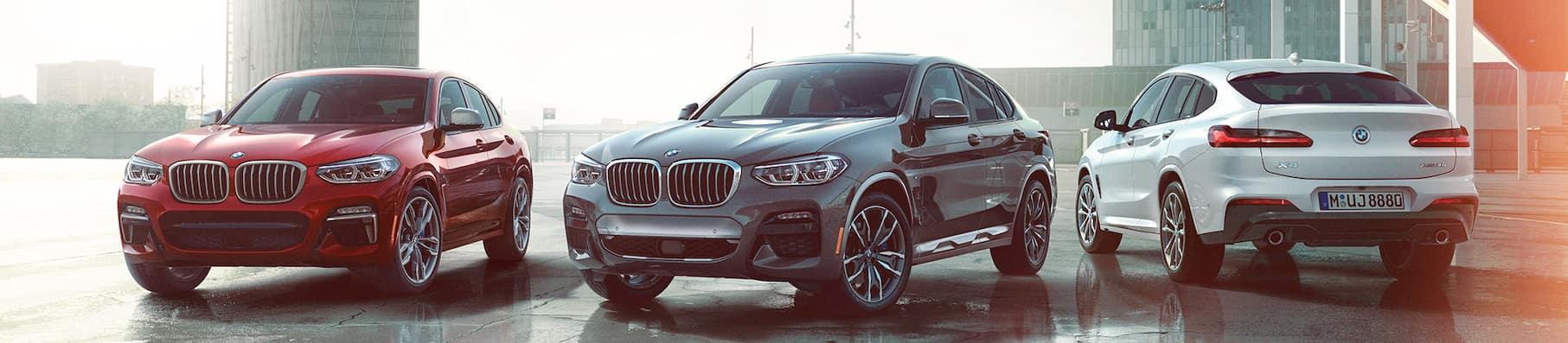 BMW X4 Multi Vehicle