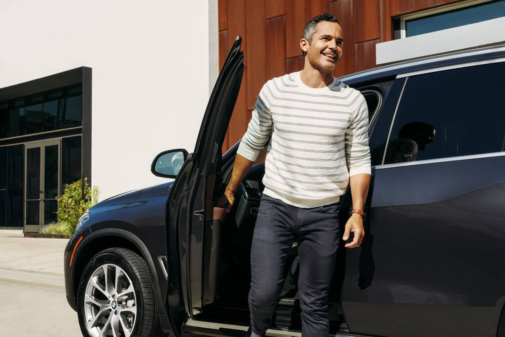 BMW X5 Interior Space & Amenities