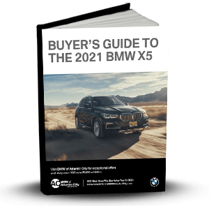 Buyer's Guide to the 2021 BMW X5
