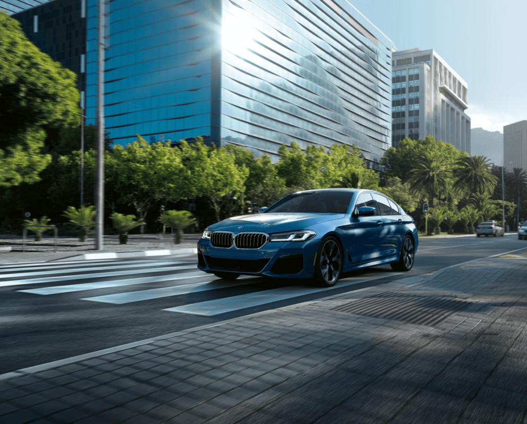 2021 BMW 5 Series Performance