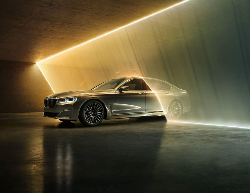 2021 BMW 7 series Performance