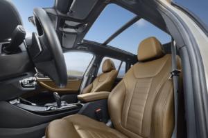 2021 BMW X3 Interior Cabin