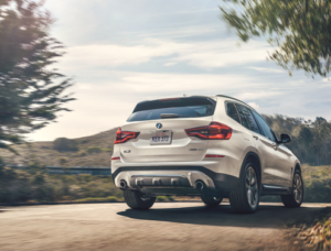 Test Drive the 2021 BMW X3