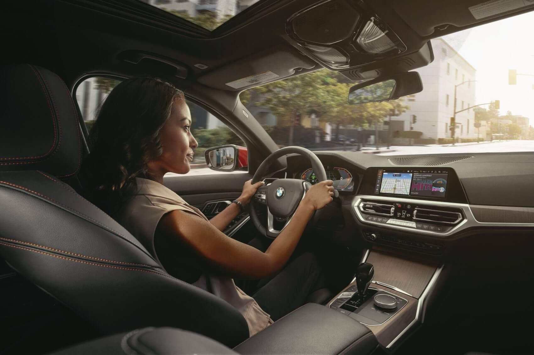 BMW 3 Series Technology