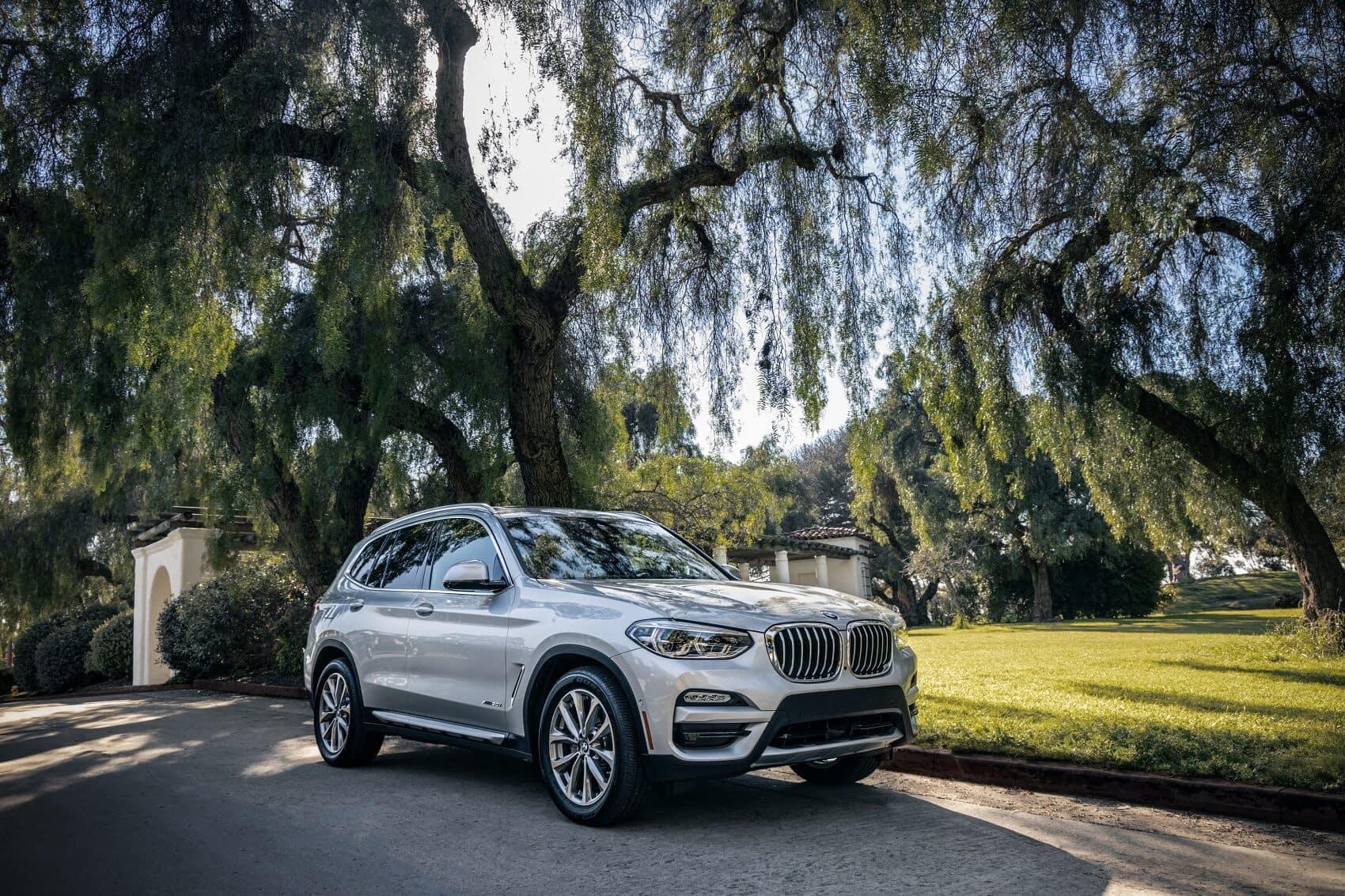 BMW X3 in Silver