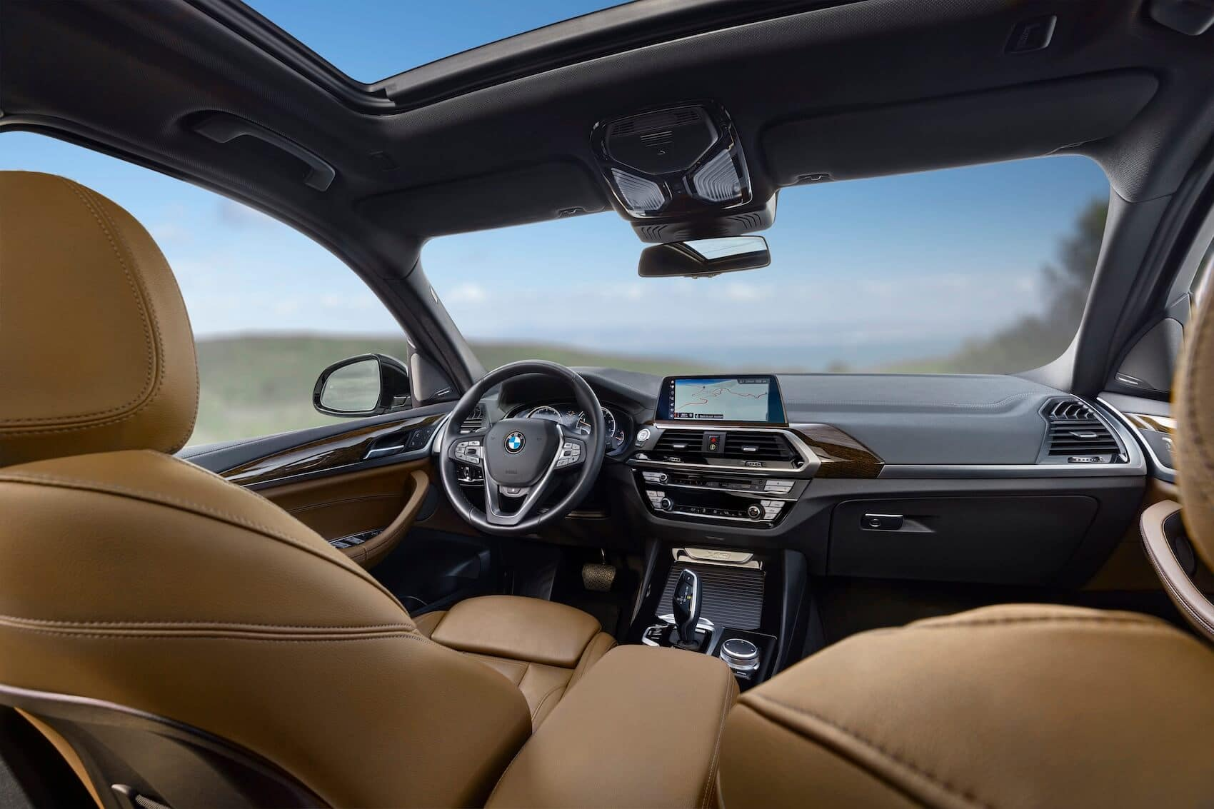 BMW X3 vs X5 Tech
