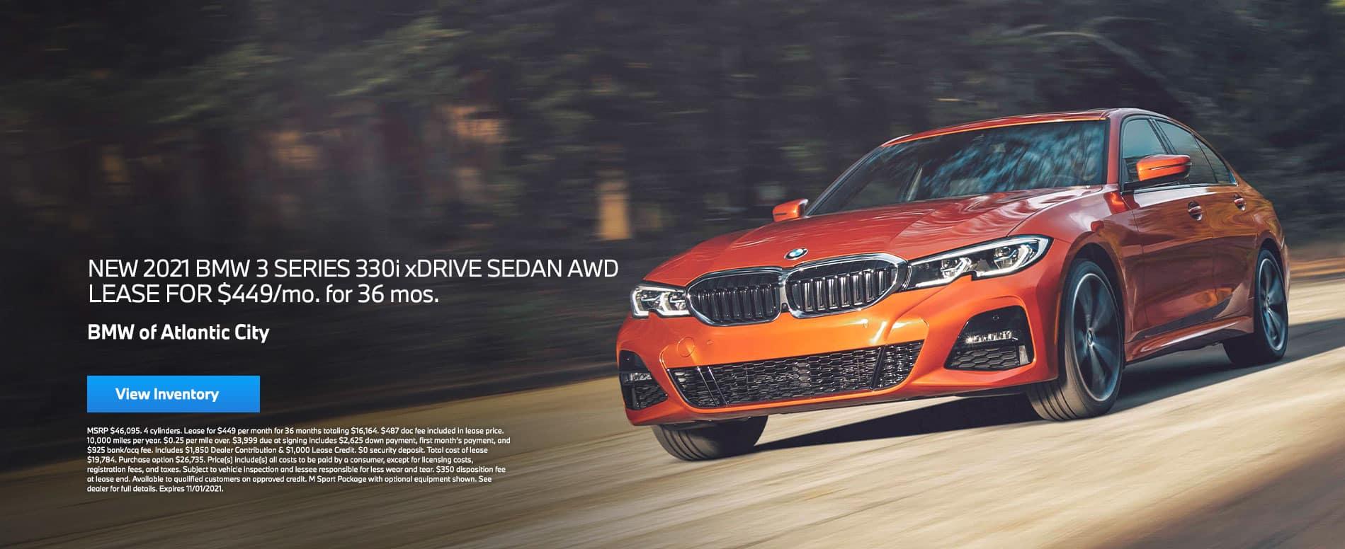BMWofAC_Slide_1990x776_330i_10-2021