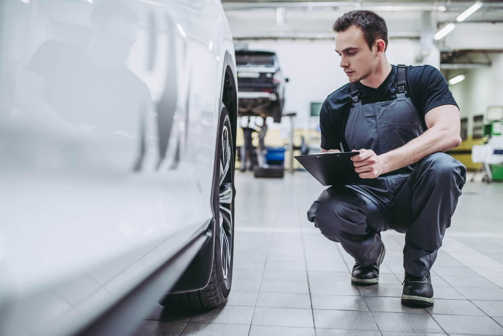 BMW Maintenance Schedules