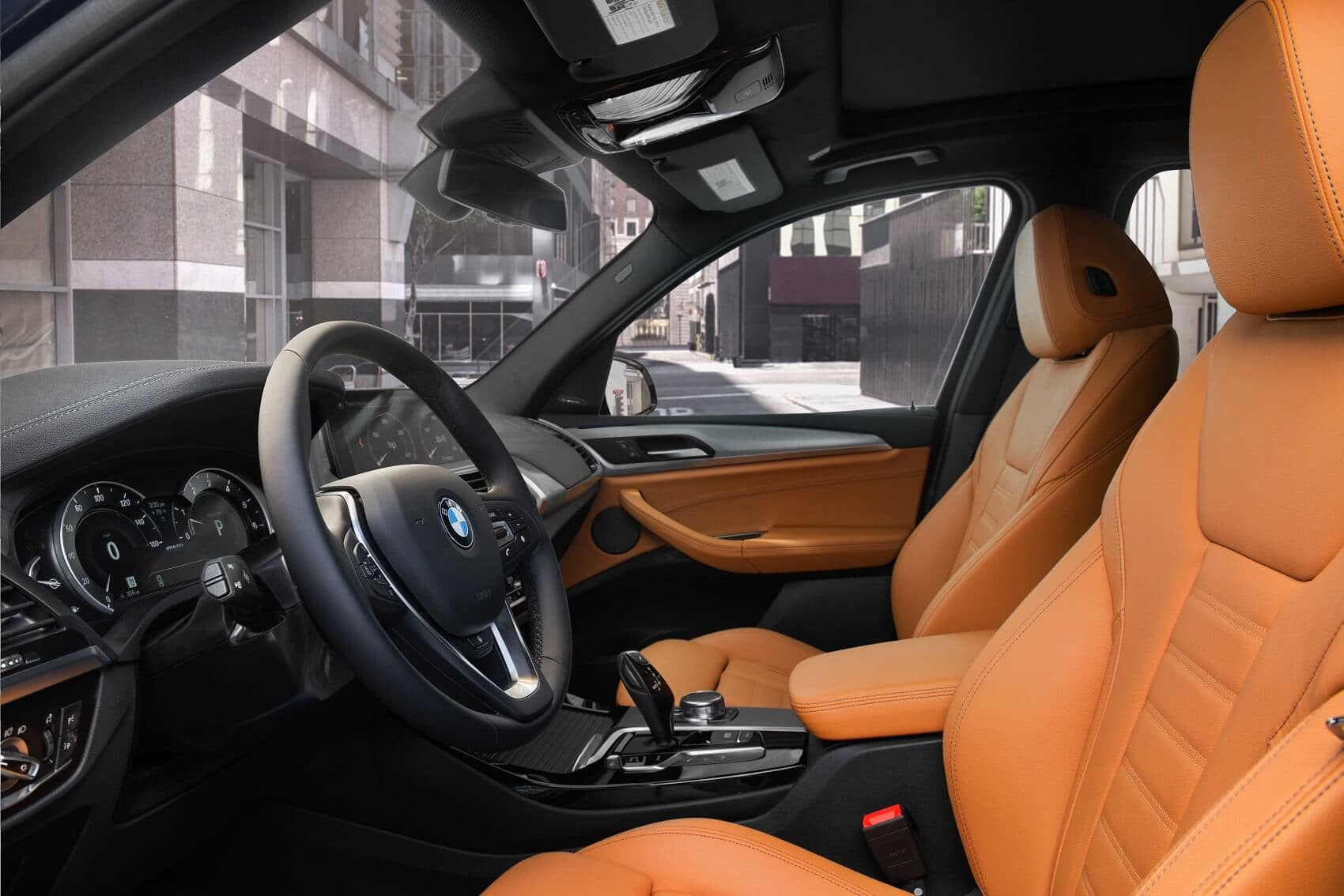 Interior Comfort and Features