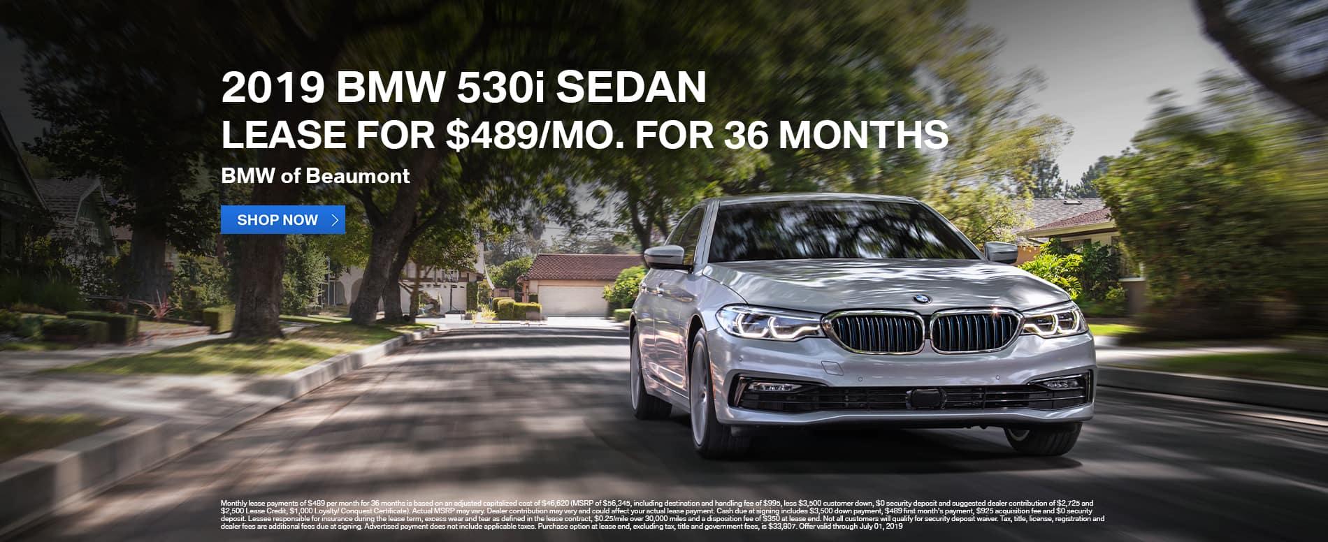 2019-BMW-530i-Sedan