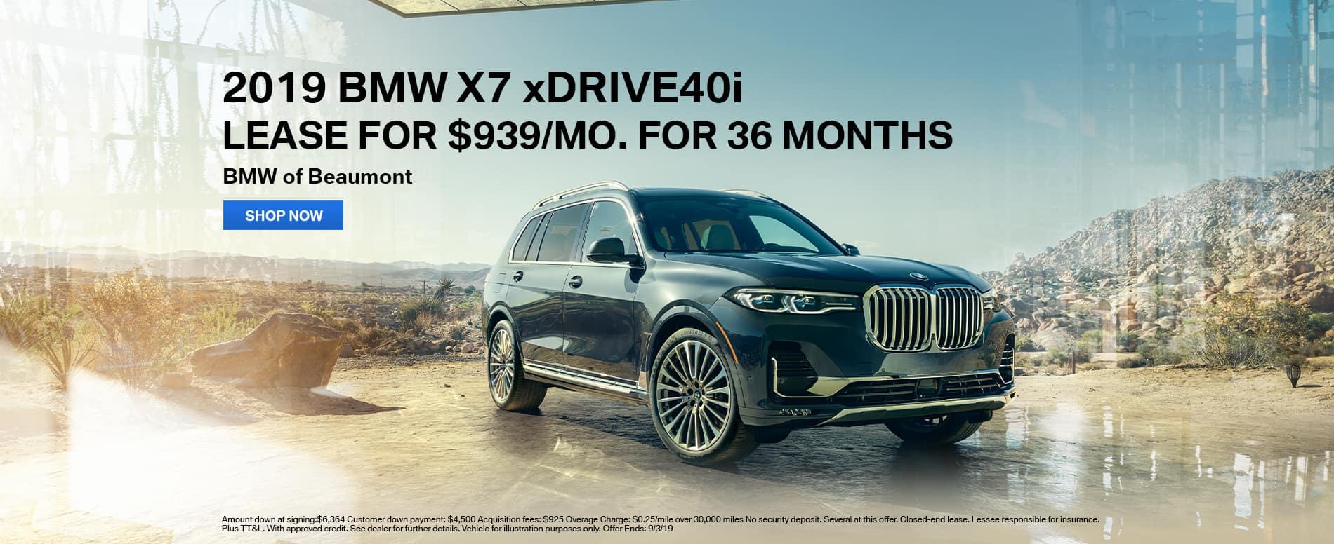 2019-BMW-X7-XDrive-40i