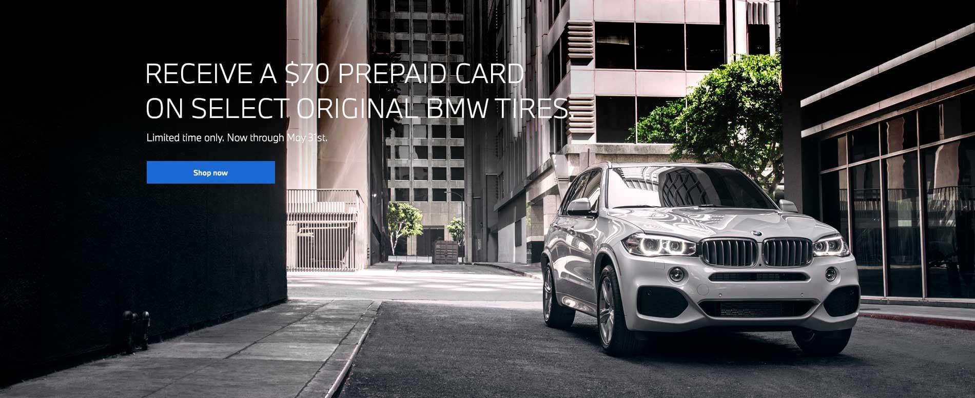 BMW_Spring21-TireRebate_DlrWebsite_1900x776