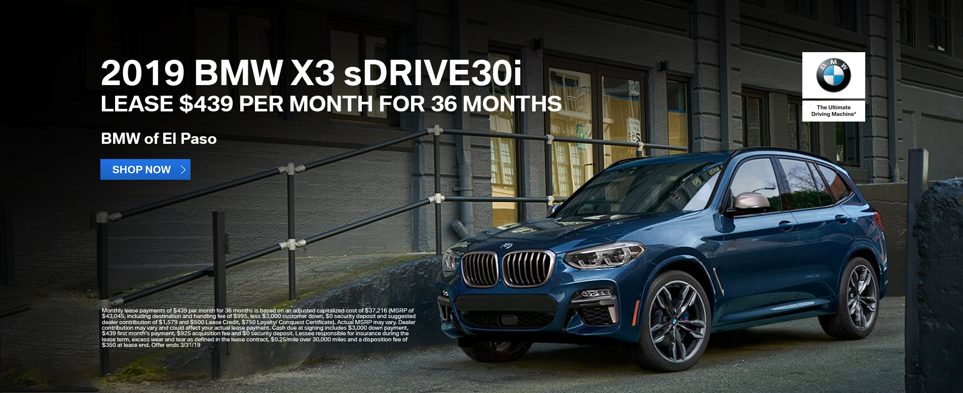 bmw of el paso tx | new & pre-owned bmw dealership near me