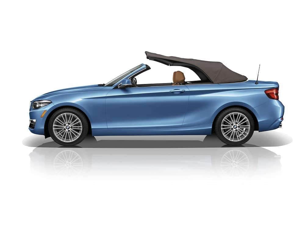 2019 BMW 2 Series Blue