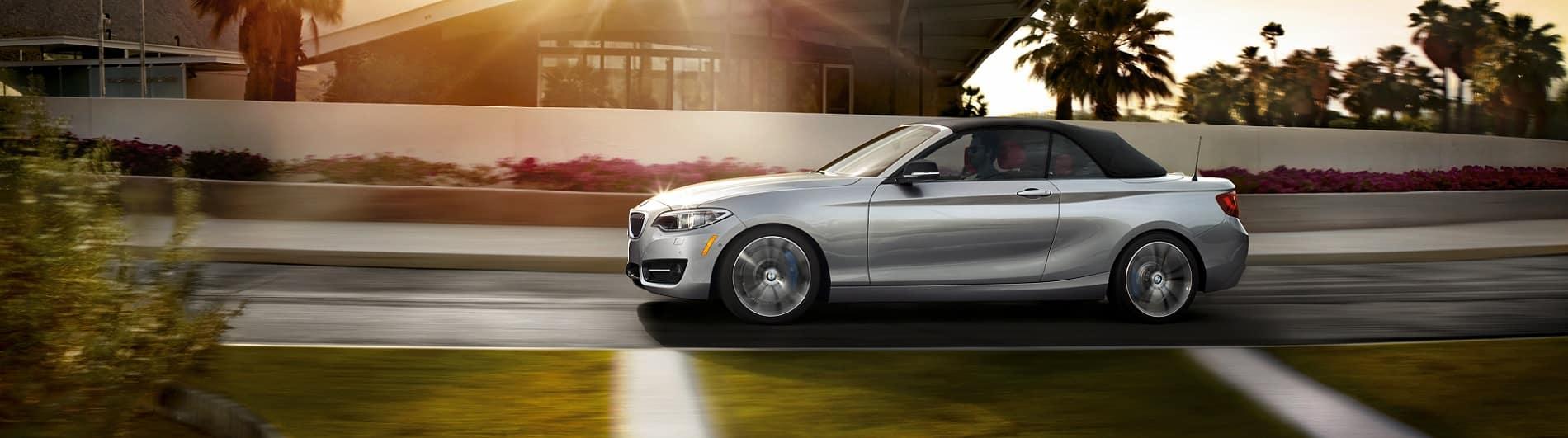2019 BMW 2 Series Silver