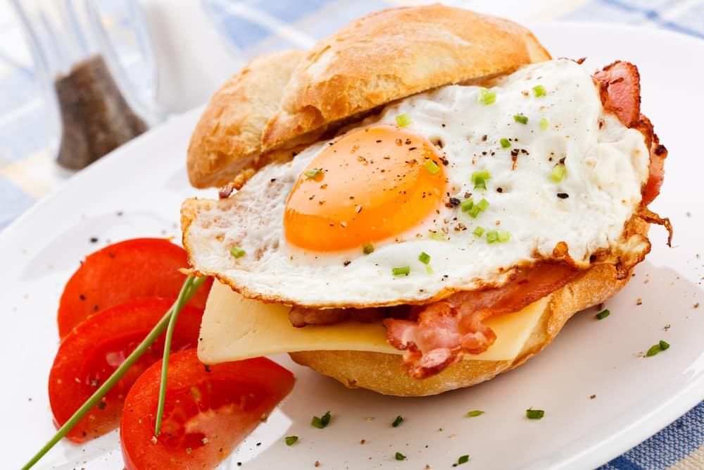 Egg Sandwich Breakfast near Stratham NH