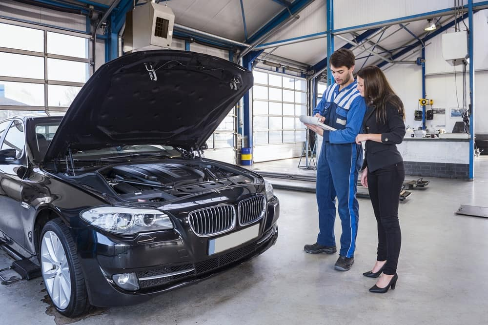 BMW Advanced Automotive Service