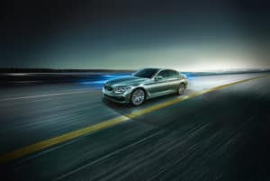 BMW 5 Series lease