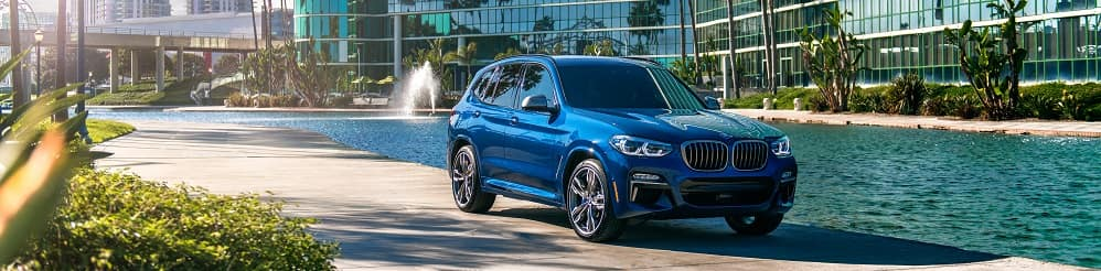BMW X3 vs Mercedes-Benz GLC