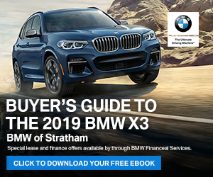 Buyer's Guide to the 2019 BMW X3