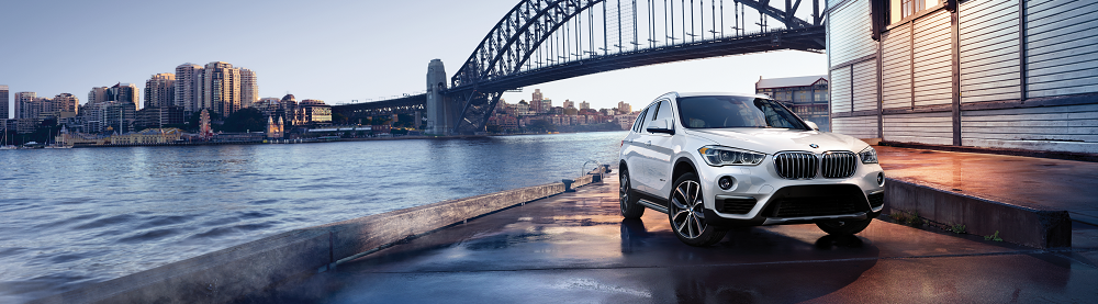 BMW X1 White