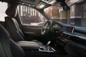 BMW X5 Interior Features