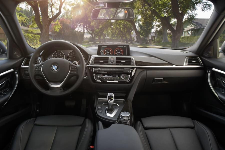 2019 BMW 3 Series Interior Technology Features