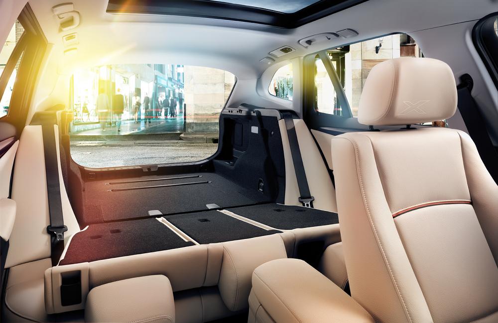 2019 BMW X1 Cargo Space