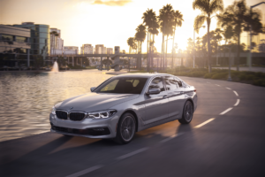 2019 5 Series Exterior Dimensions & Design