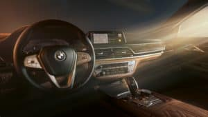 BMW 7 Series Technology