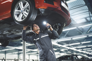 BMW of Stratham State-of-the-Art Service Facility
