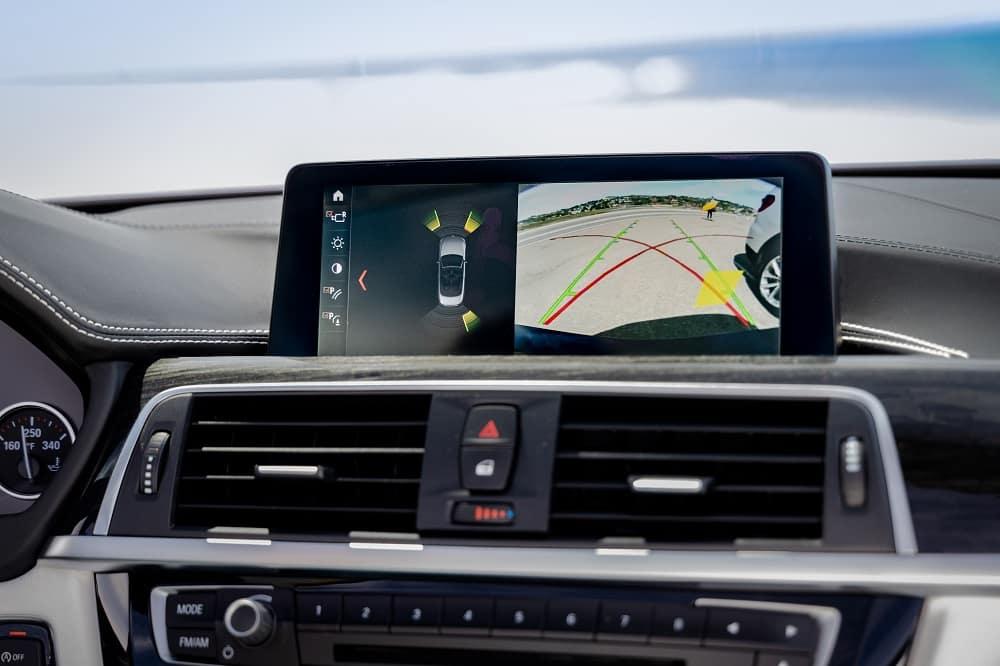 BMW 4 Series Infotainment