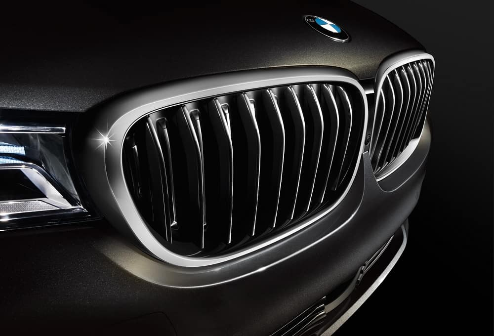 BMW 7 Series Style